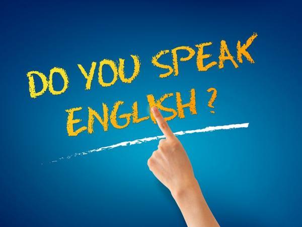 Международные уровни знания английского языка