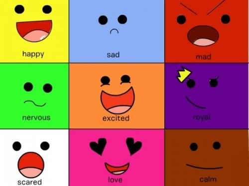 Эмоции и чувства на английском