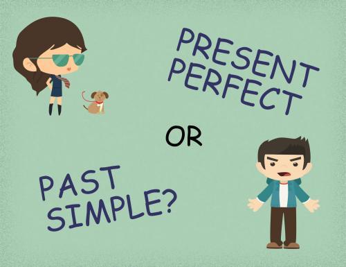Употребление present perfect и past simple