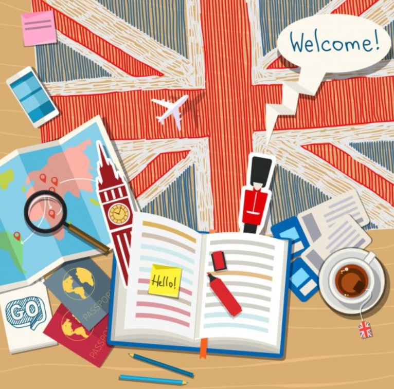 Английский повсюду